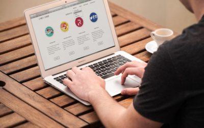 Estrategias de marketing online para lanzar un sitio web