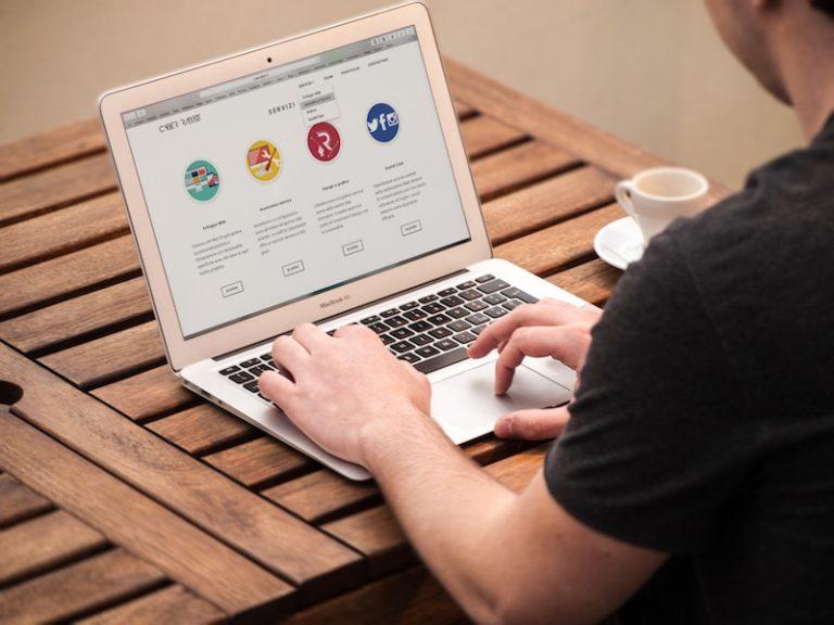 Estrategia de marketing en el sitio web